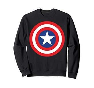 Marvel Avengers Captain America Simple Shield Sweatshirt