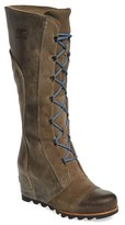 Sorel Women's 'Cate The Great' Waterproof Wedge Boot