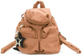 See by Chloe mini Joy Rider backpack