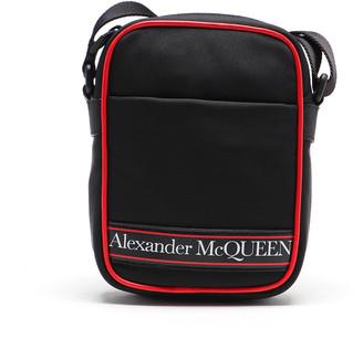 Alexander McQueen Mini Messenger