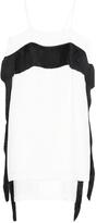 Derek Lam 10 Crosby Fringed dress