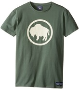 Toobydoo Camp Buffalo Tee (Infant/Toddler/Little Kids/Big Kids)