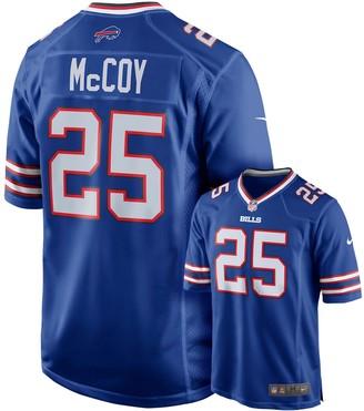 Nike Men's Buffalo Bills LeSean McCoy Game NFL Replica Jersey