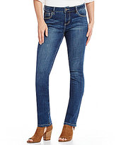 Jag Jeans Adrian Straight Leg Flap Back-Pockets Jeans
