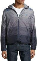 Original Penguin Padded Wind-Resistant Jacket, Gray