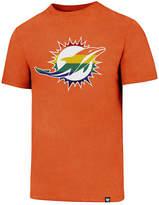 '47 Men's Miami Dolphins Pride Club T-Shirt