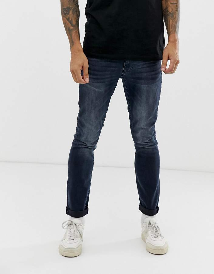 8fd05e05 Mens Vintage Wash Skinny Jeans - ShopStyle