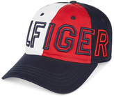 Tommy Hilfiger Men's Bigman Embroidered-Logo Shop Cap