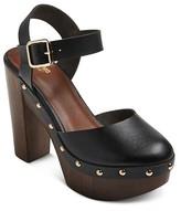 Women's Sandra Platform Heeled Sandals - Mossimo Supply Co.