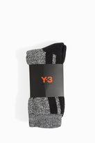 Y-3 Marl Stripe Sock