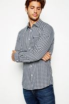 Salcombe Lw Flannel Gingham Shirt