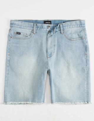 RVCA Daggers Mens Denim Shorts