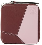Loewe Puzzle square zip purse