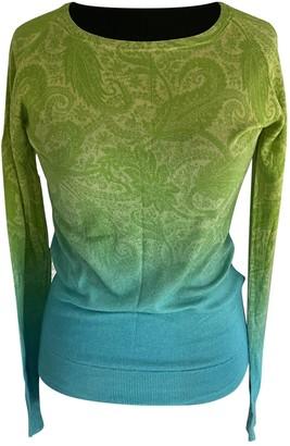 Jonathan Saunders Multicolour Silk Knitwear