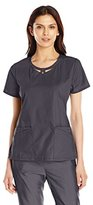 Dickies Women's Eds Signature Round-Neck Top