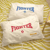 Twisted Twee Homewares Personalised 'Pillow Fight' Set For Grown Up Kids
