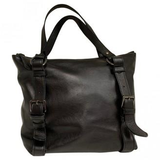 Innue' Innue Black Leather Handbags