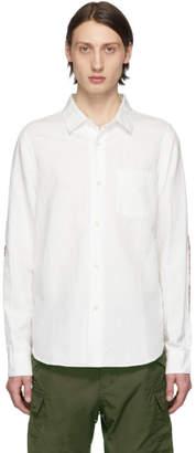 Visvim White Jumbo Albacore Shirt