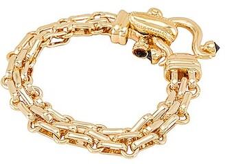 Black stone Silver Bracelet Alesto Black Onyx,Natural stone Gothic bracelet Onyx Victorian Bracelet,plated  Goth Jewelry,Gift for her