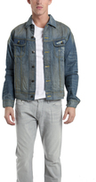 Han Kjobenhavn Han Denim Jacket Authentic Wash