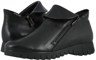 Mephisto Lou (Black Silk) Women's Boots