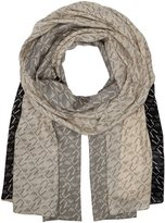 Armani Jeans Women's Three Tone Scarf