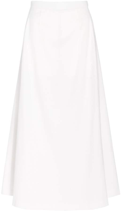 Alexander Wang Jersey A-line Skirt