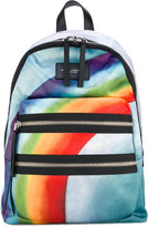 Marc Jacobs rainbow print backpack - women - Polyester - One Size