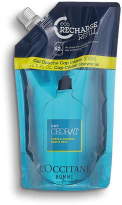 L'Occitane Cap Cedrat Shower Gel Refill