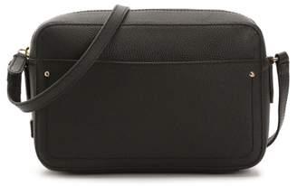 Cole Haan Camera Leather Crossbody Bag