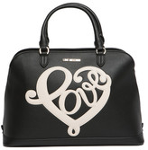 Love Moschino Printed Carryall