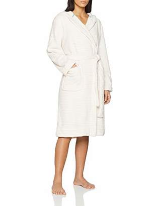 Joules Women's Rita Dressing Gown,Small (Size: S/M)