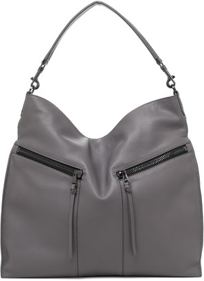 Botkier Trigger Pebbled Leather Hobo