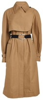 Thumbnail for your product : VVB Double-Faced Trench Coat