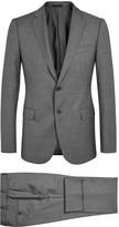 Armani Collezioni M-line Grey Wool Suit
