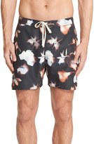 Saturdays NYC Men's Colin Print Board Shorts