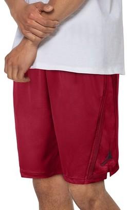 Jordan Classic 8 Shorts - Red / Black