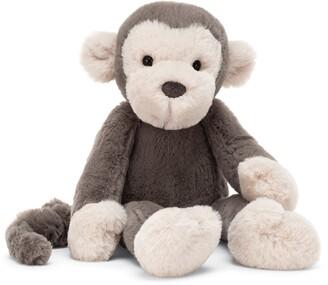 Jellycat Brodie Monkey Stuffed Animal