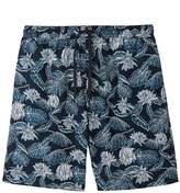 LA REDOUTE COLLECTIONS Leaf Print Boardshorts