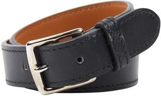 Hermes Etriviere Black Leather Bracelets