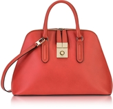 Furla Ruby Milano Medium Leather Handle Bag