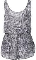 Stella McCartney 'Midnight Animal' playsuit