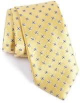 Nordstrom Harry Neat Medallion Silk Tie (X-Long)