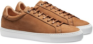 Suitsupply Low Top Suede Sneaker