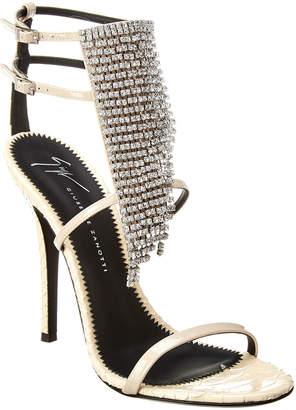 Giuseppe Zanotti Alien 115 Patent Sandal