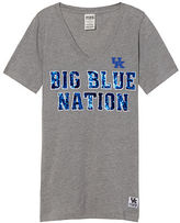 Victoria's Secret Victorias Secret University Of Kentucky Perfect V-Neck Tee