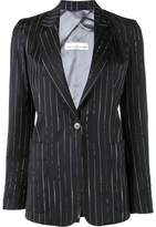 Golden Goose Deluxe Brand striped blazer