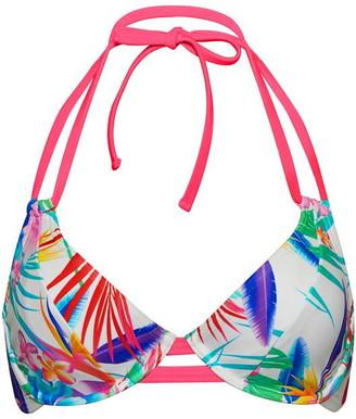 Figleaves Bora Halter Bikini Top