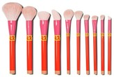Sonia Kashuk Limited Edition 10pc Brush Set - Color Shock