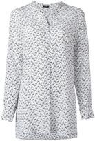 Joseph bird pattern shirt